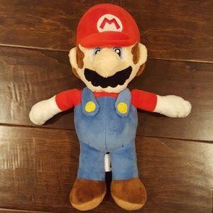 Super Mario Plush Collectible